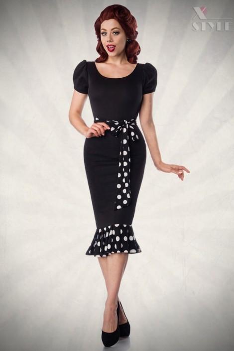 Платье-годе в стиле Ретро (105182)