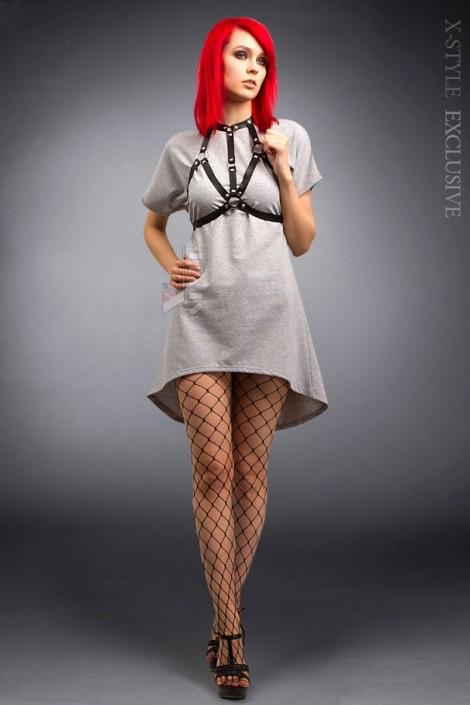 Платье с портупеей X246 (105246)