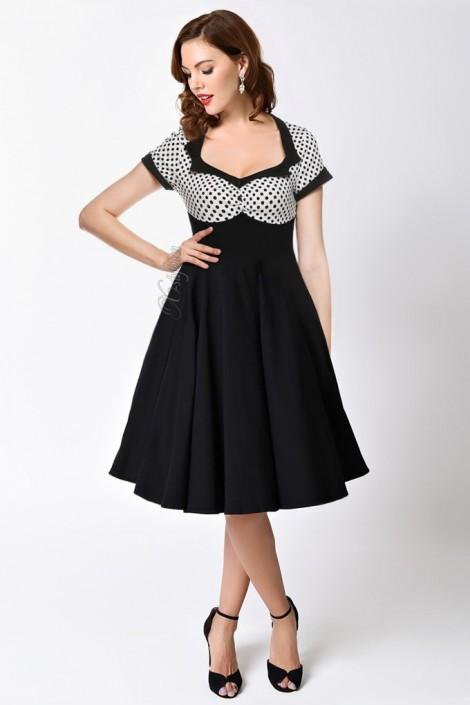 Платье в стиле Ретро 105223 (105223)