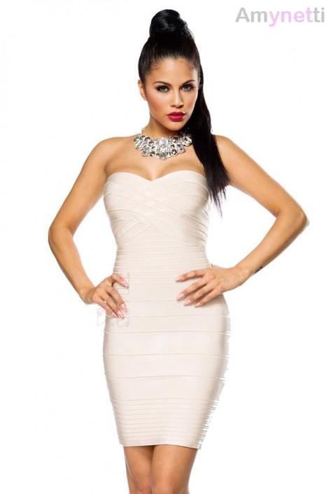 Бандажное платье Amynetti (105316)