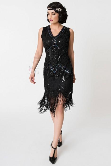 Платье в стиле 20-х XC5384 (105384)
