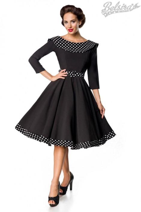 Платье Ретро с рукавом 3/4 Belsira (105386)