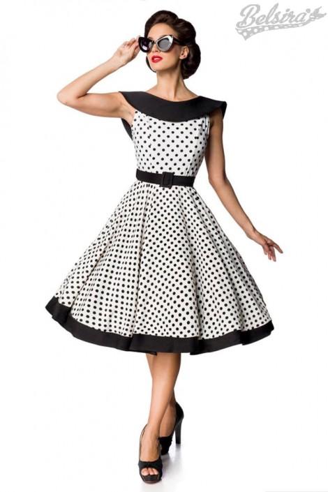 Вінтажне плаття в горошок B5390 купити недорого в Києві a4685f4816362