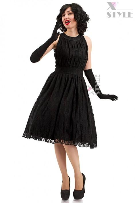 Кружевное платье в стиле Ретро X5342 (105342)