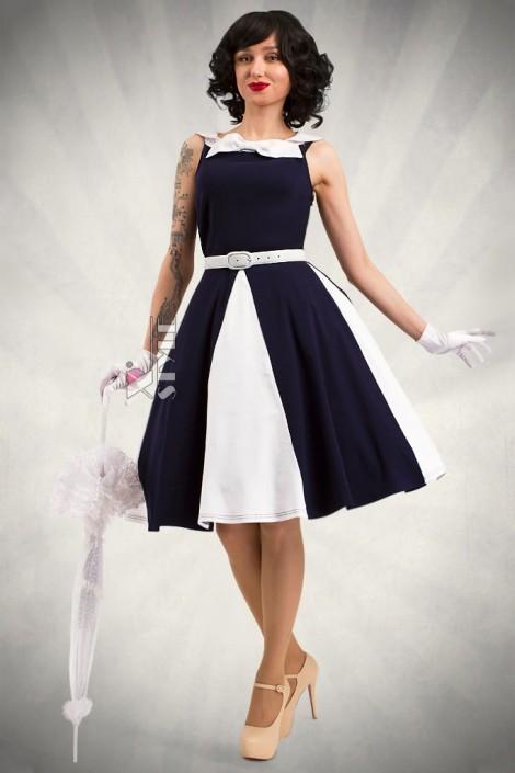 Вечернее летнее платье Pin-Up (105348)