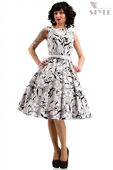 Платье Pin-Up с поясом X-Style (105352)