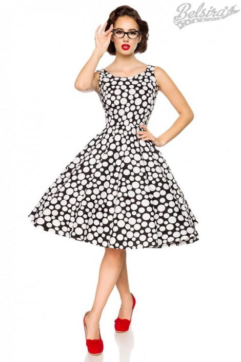 Плаття в горошок в стилі Ретро Belsira купити недорого в Києві ... 72eda71471027