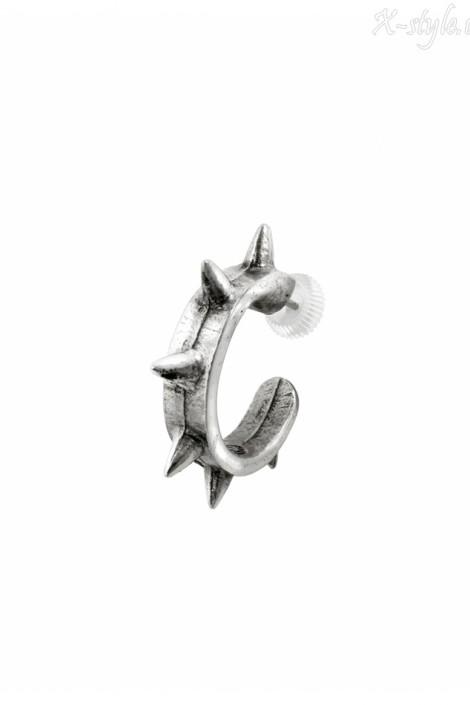 Серьга-гвоздик Spike Cuff (AGE221)
