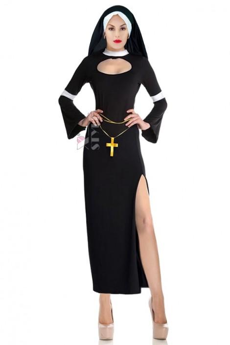 Карнавальный костюм монашки (118030) (118030)