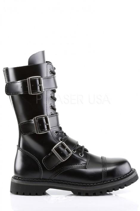 Кожаные ботинки Riot-12 (Riot-12)
