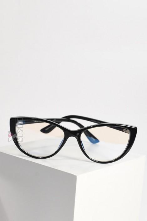 """Очки """"кошачий глаз"""" с прозрачными линзами IC5096 (905096)"""