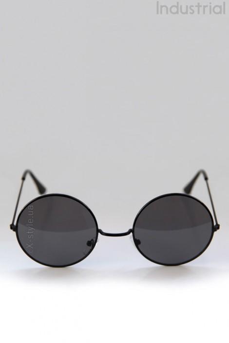 Круглые черные очки IN5097 (905097)