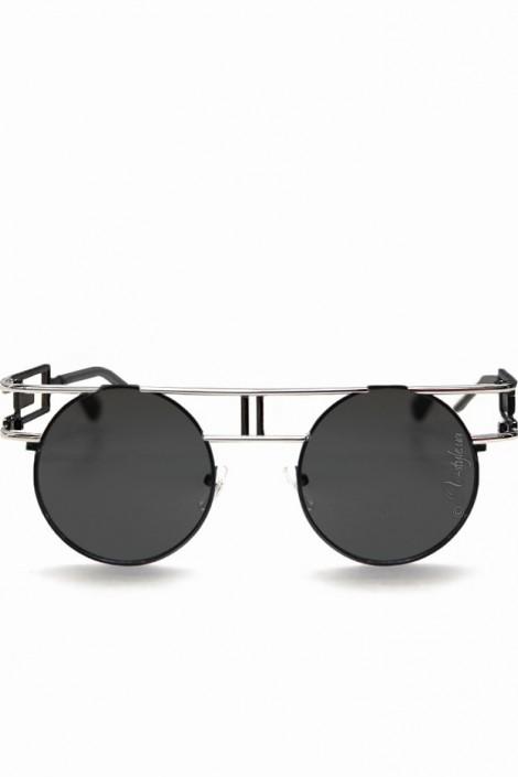 Круглые очки в стиле Хай-тек (905051)
