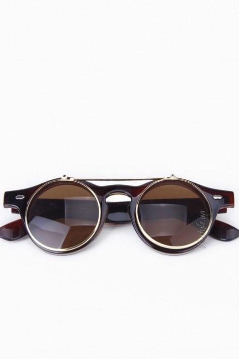 Круглые солнцезащитные очки (905042)