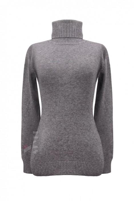 Серый меланжевый свитер XC1031 (141031)