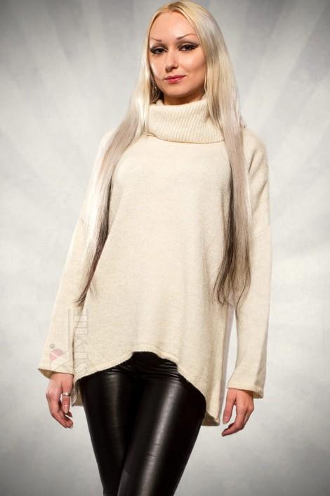 Асимметричный свитер 111136 (111136)