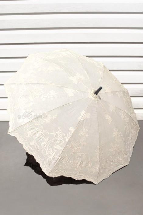 Ажурный зонт от солнца (402070)