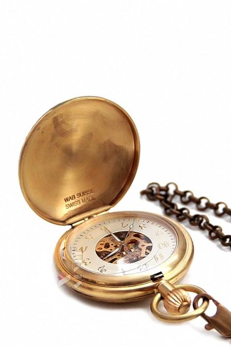 Старинные карманные часы PRESTIGE (330034)