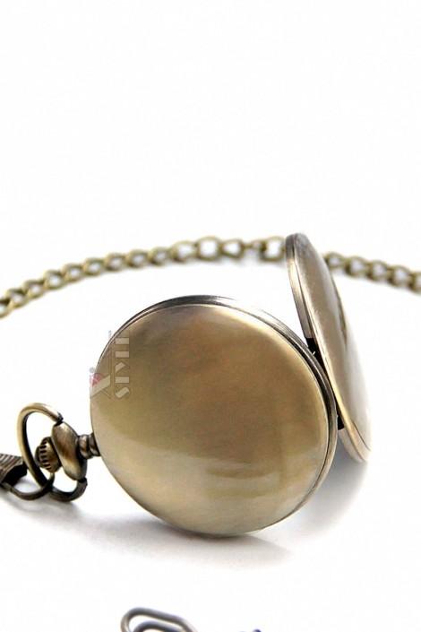 Карманные часы с цельной крышкой (340049)