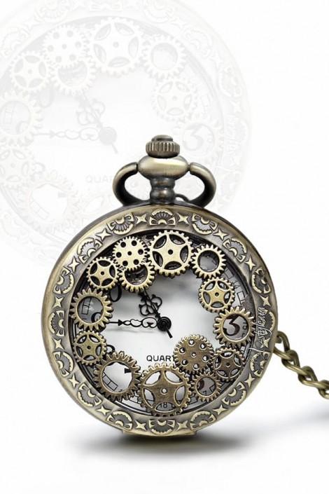 Карманные часы Стимпанк Brakspear (340064)