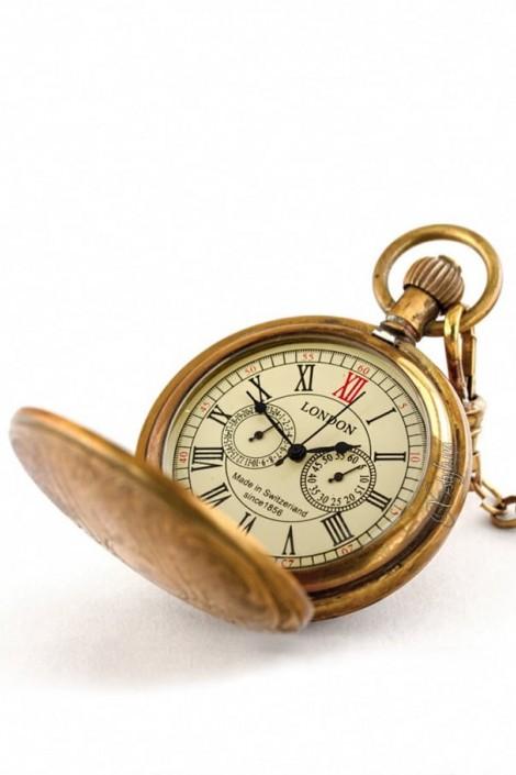 Кишеньковий механічний годинник Лондон купити недорого в Києві ... 3f12736bf5a81