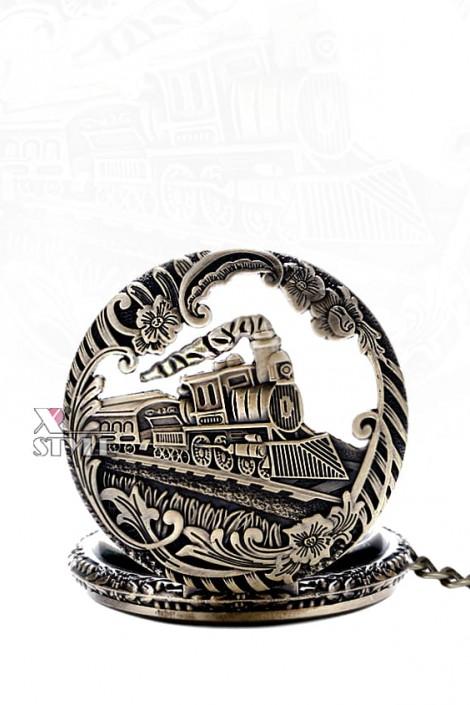 Кварцевые часы Локомотив (340065)