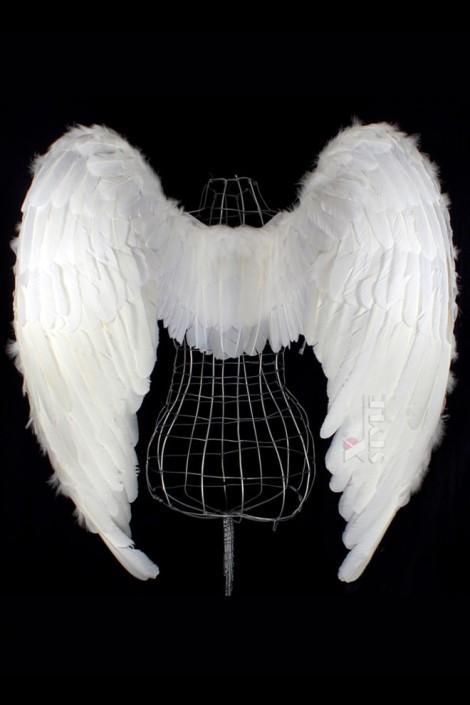 Белые крылья ангела (100 см) (420033)
