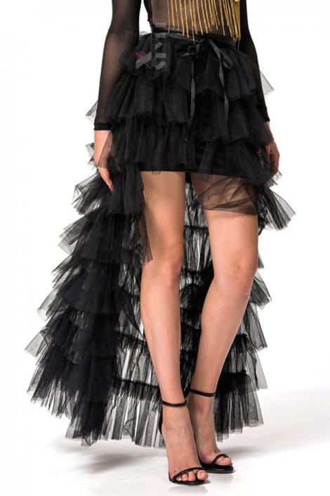 Накладная юбка-пачка (107166)