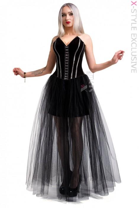 Длинная юбка-пачка X-Style (107048)