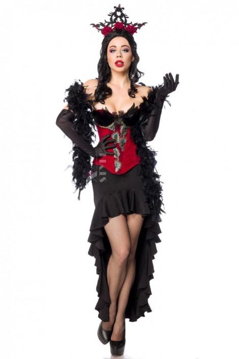 Асимметричная юбка Burlesque Queen (107191)