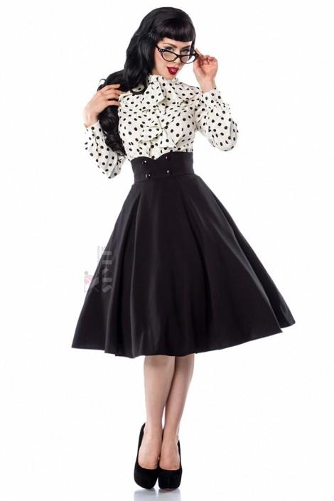 Винтажная юбка-солнце X7105 (107105)