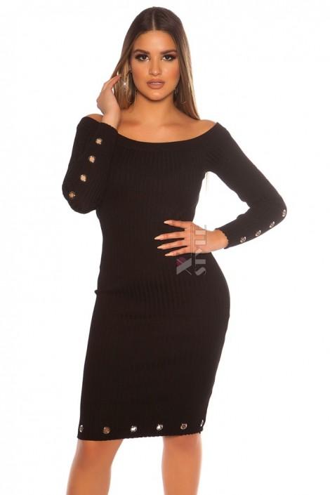 Платье миди с люверсами MF5451 (105451)