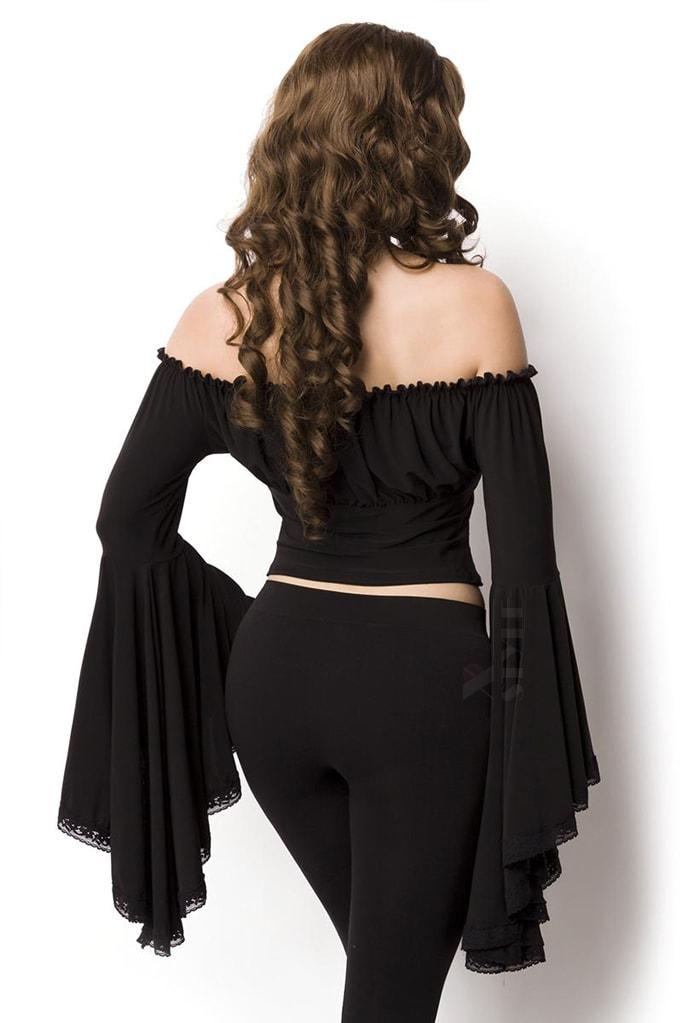 Блузка в пиратском стиле A1211, 3