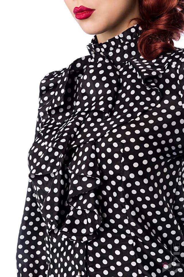 Блузка в горошек Belsira, 5