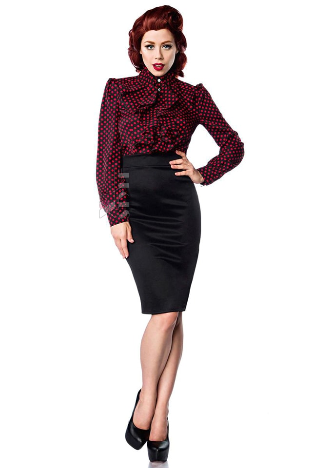 Блузка в стиле ретро Belsira, 7