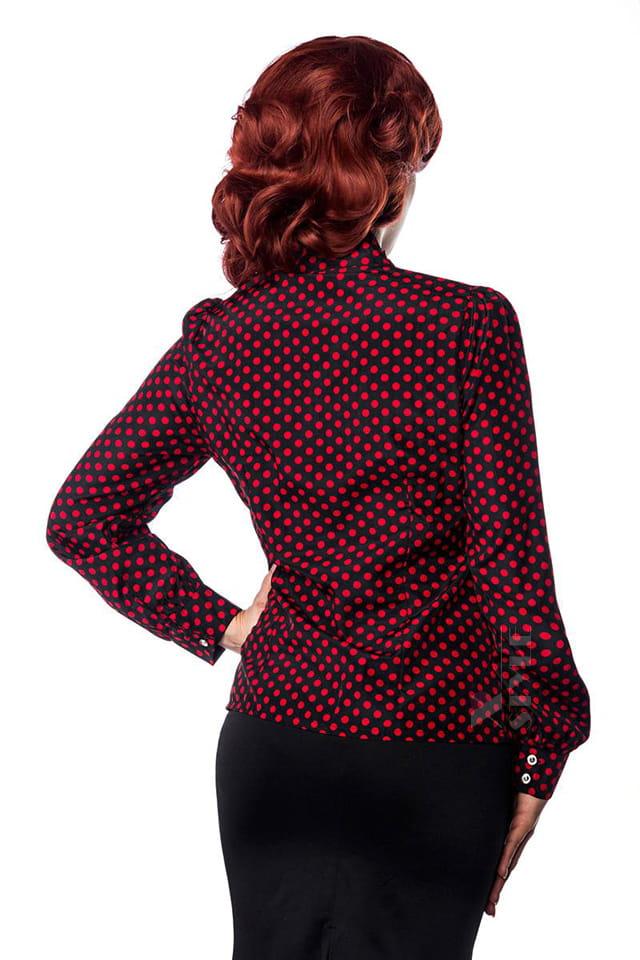 Блузка в стиле ретро Belsira, 5