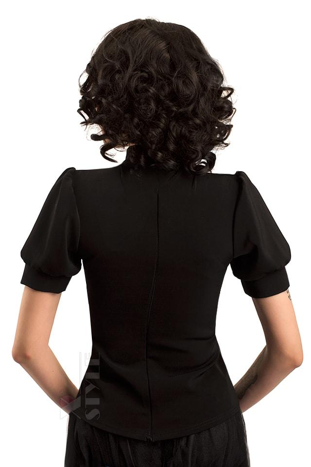 Блузка в стиле Ретро Xstyle, 7