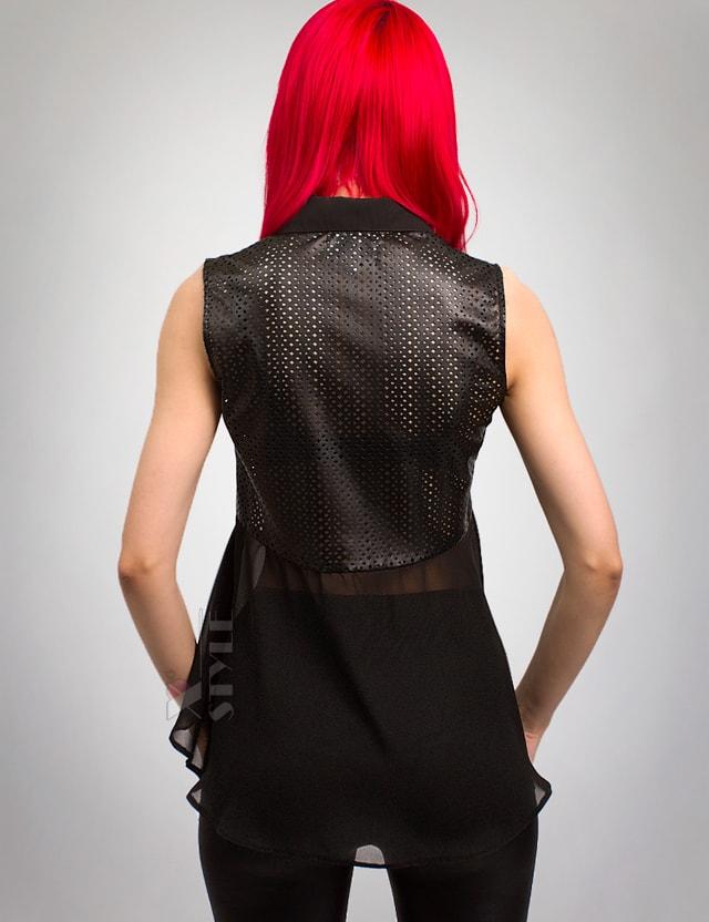 Блузка со шлейфом X177, 9