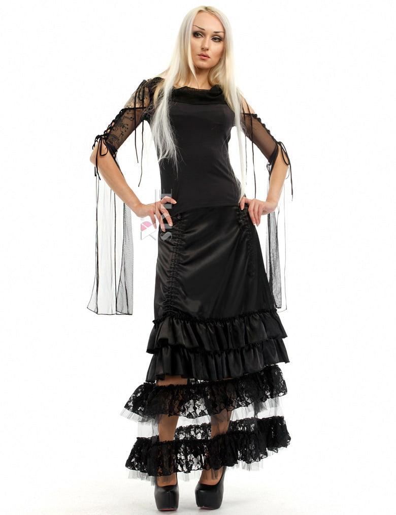 Блуза с длинными рукавами X-Style, 9