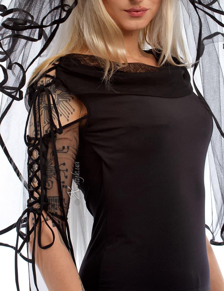 Блуза с длинными рукавами X-Style, 7