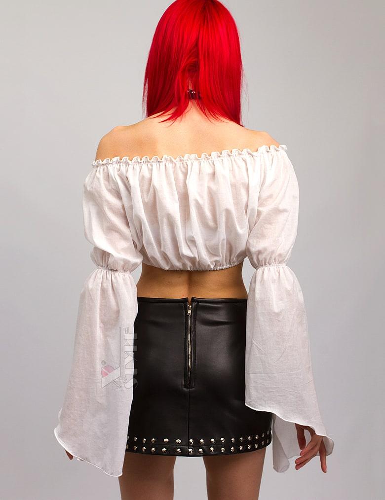 Летняя блуза с открытыми плечами X-Style, 3