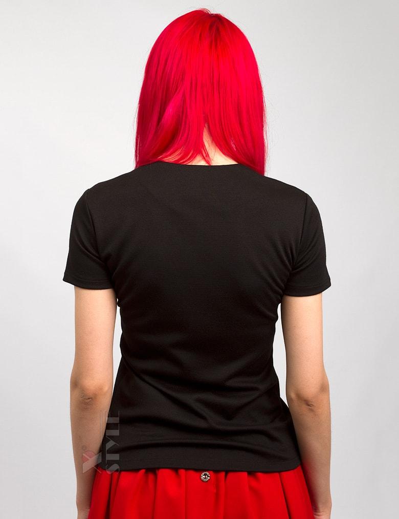 Блузка с V-образным вырезом X1180, 7