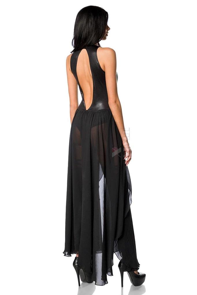 Откровенное платье-боди и гетры Saresia, 3