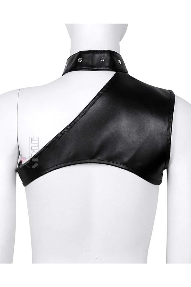 Болеро на одно плечо XC4100, 3