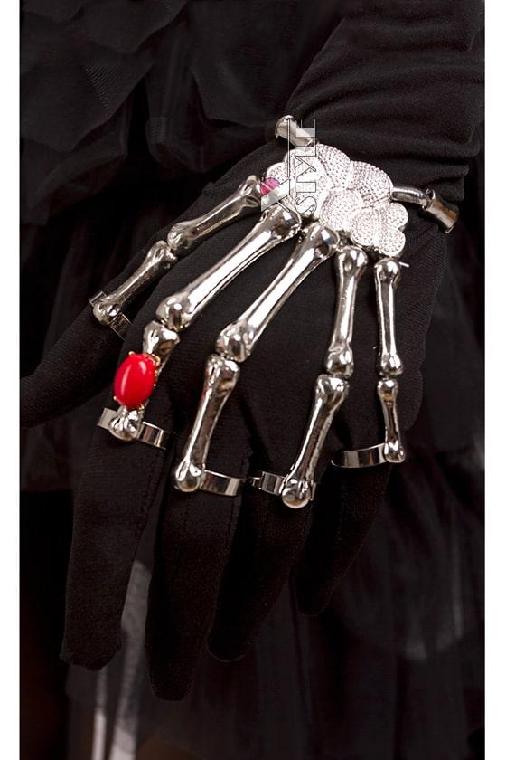 Браслет Рука скелета XJ0003, 3