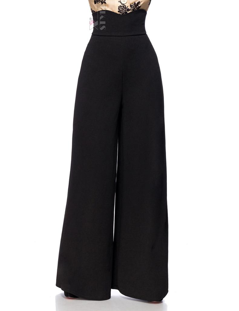 Женские брюки в стиле Марлен, 3