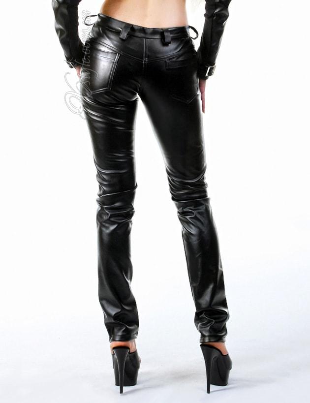 Кожаные брюки, 3