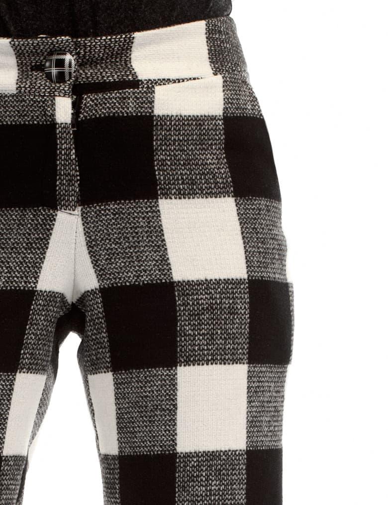 Теплые брюки-клеш, 9