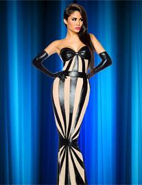 Кожаные платья — коллекция магазина X-style