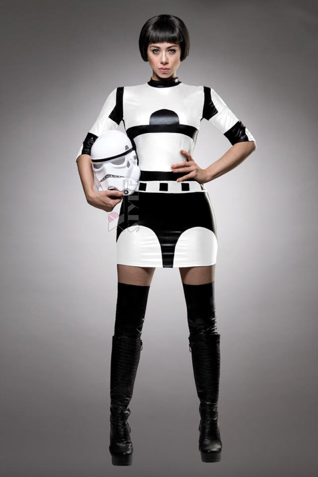 Женский костюм Штурмовик Star Wars M8077, 5